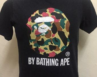 Vintage Bathing Ape t shirt
