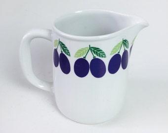 Arabia, Finland - milk jug
