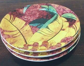 Misono Tahiti Dinner Plates (Set of 3)