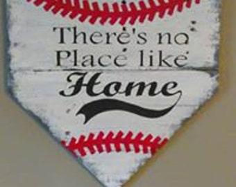 Baseball No Place Like Home