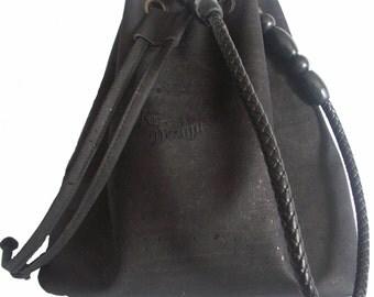 LeKo-design - Cork, Cork, black bag