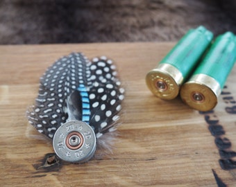 Feather Brooch: Puncheon Hill
