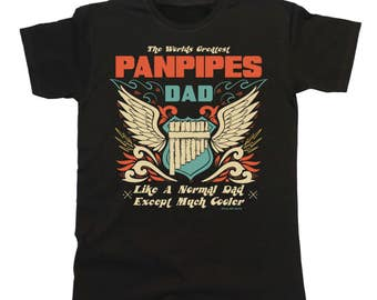 Worlds Greatest PANPIPES Dad