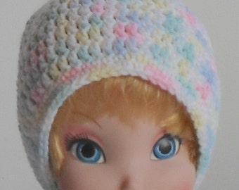 Pastel Colours Infant Hat