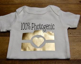100% photogenic