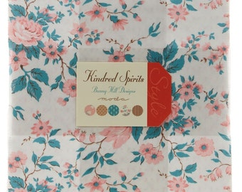 KINDRED SPIRITS Layer Cake by Bunny Hill Designs for MODA 2890LC ~ Free Shipping ~