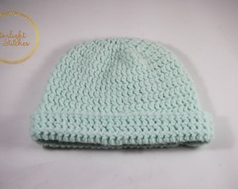 Crochet Beanie Hat Made to Order, child | teen | adult