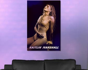 Kaitlin Marshall Poster or Canvas | Limited Edition Kaitlin Marshall Poster or Canvas