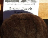 Dark Brown natural undyed...