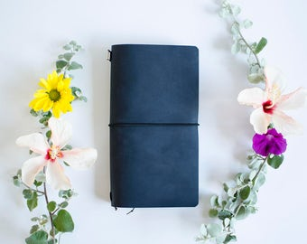 Traveler completo Notebook Regular size Blue