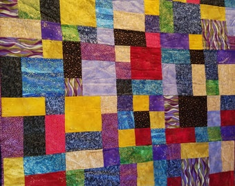 Mixed Pattern Quilt