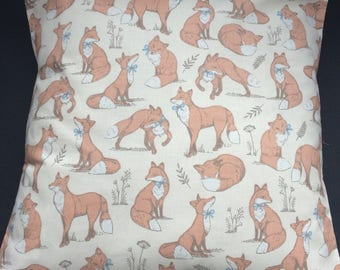 Mischievous Fox Cushion cover