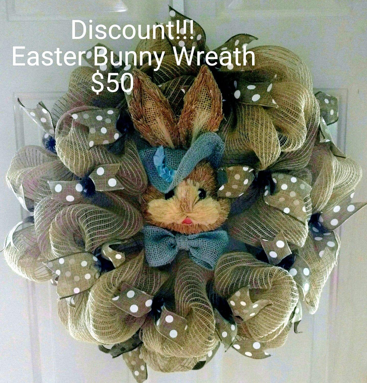 Burlap Wreaths - Curing Cancer Crafts