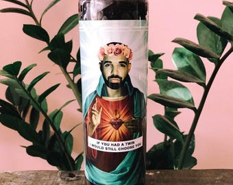 Saint Drake | Drake Prayer Candle