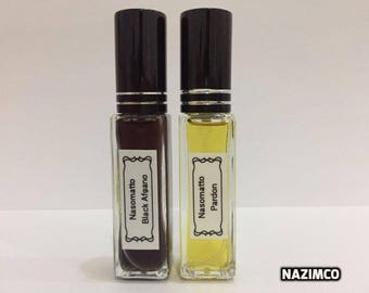 Black Afgano Nasomatto & Pardon Nasomatto 2 x 10ml (0.34 fl oz)