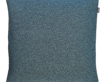 HOOK & EYE - Dekokissen fat Bo blue-grey