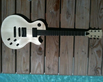 Les Paul type guitar Custum Shop