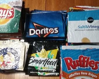 Potato Chip/Snack Bags