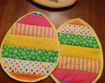 Easter Egg Snack Mat