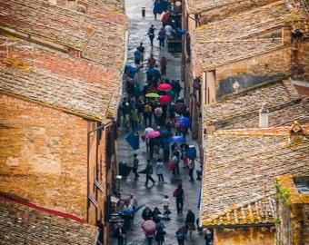 Italian Street , Italy photography, Italy art print, Italy