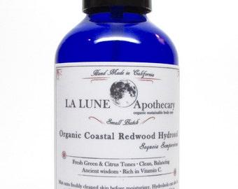Organic Coastal Redwood Hydrosol 4 oz