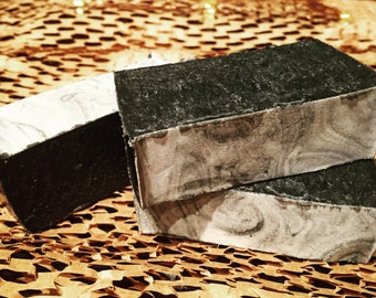 Men's (or ladies) Charcoal Soap