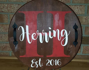 Personalized Decorative Tray
