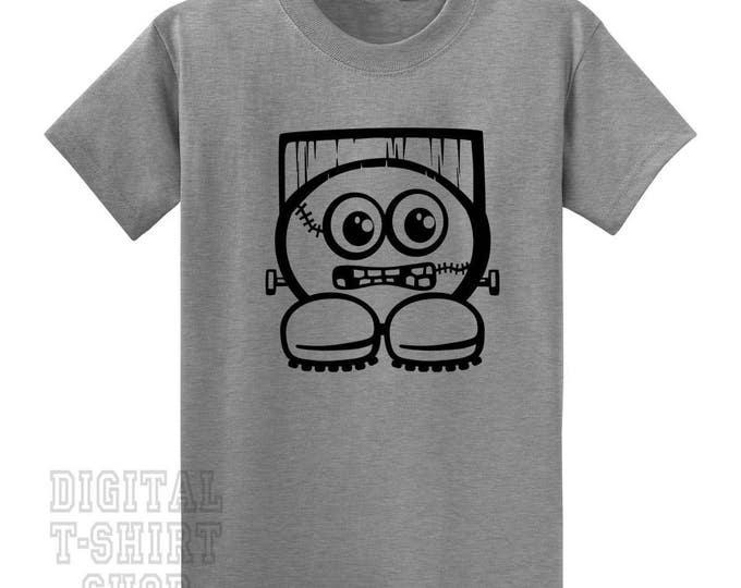 Franken Dude T-Shirt - Halloween T-Shirt - Frankenstein