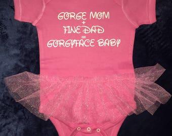 One Gorgy Baby.