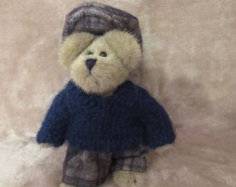 Vintage Boyd's Bear - Chase Bearimore - Boyd's Bears Plush - 1990 - EUC - All Tags