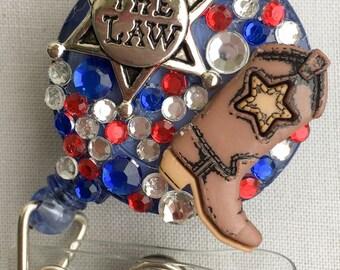 Wild West Badge Reel