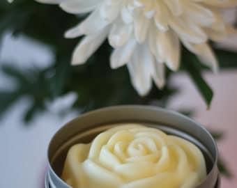 Rose Melt Solid Lotion