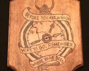 Wood Burning - Which way to go