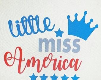 Little Miss America