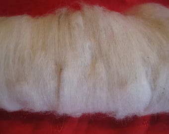Alpaca Hand Carded Batt - Spinning - Felting - Knitting