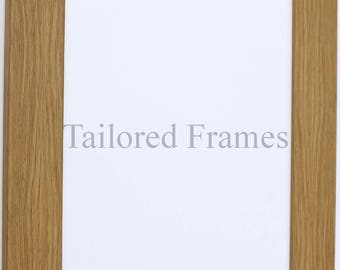 Wide, Real Solid Oak, Picture Frames