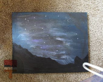Starry Night Painting (Maia)