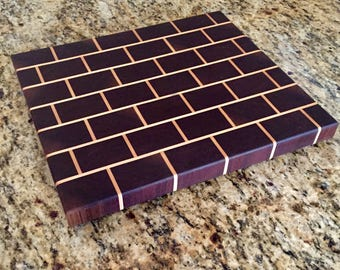 Brick Butcher Block