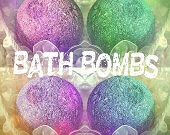 Unique Bath Bombs!