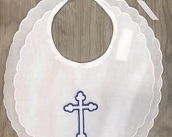 Christening Baptism Bib