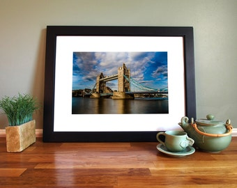 Tower Bridge Giclée Print