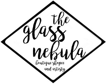 The Glass Nebula Sticker