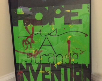 Hope is a Strange Invention