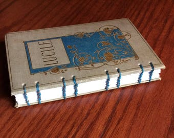 Lucile (circa 1901) - Hard Cover Sketch Journal