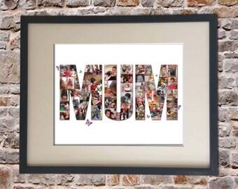 Mum Digital Collage