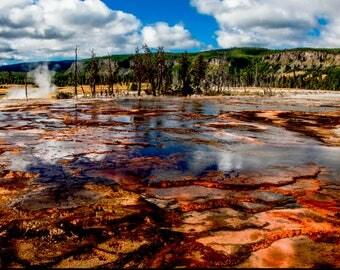 Yellowstone the Beautiful