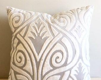 Cream Velvet Pillow Cover Cream Pillow Velvet Pillows Designer Throw Pillow Velvet  Cushion Cream Velvet Sofa Pillow Covers