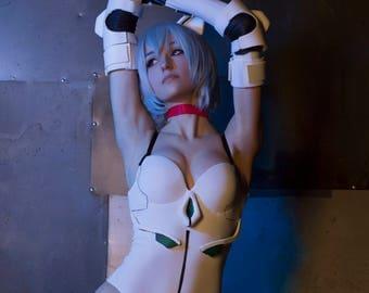 Evangelion Ayanami Rei Cosplay Costume