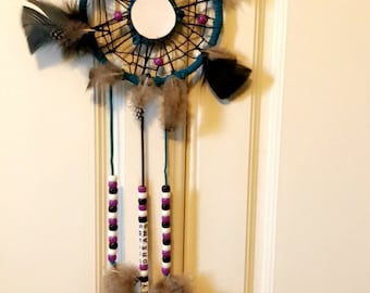 Personalized dreamcatcher made to your liking