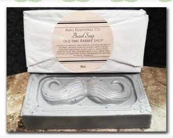 Beard Soap! 3oz. Pick Your Scent